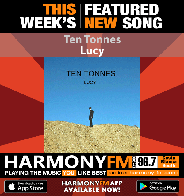 Featured Song of the Week :: Ten Tonnes – Lucy [Mar 3rd